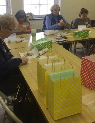 Women's Ministry Craft Day